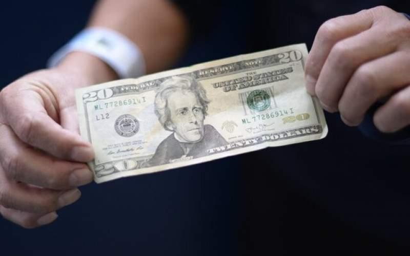 برای سومین روز متوالی ارزش دلار کاهش یافت