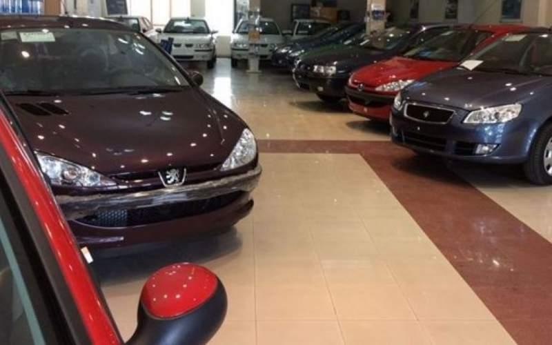 خودروهای ۲۰۰ تا ۳۰۰ میلیونی در بازار/جدول