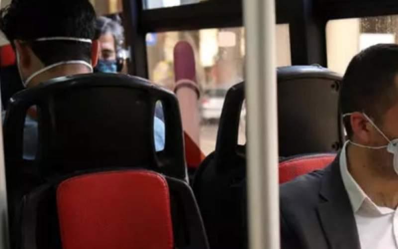 کاهش۶۰درصدی مسافران اتوبوس به دلیل کرونا