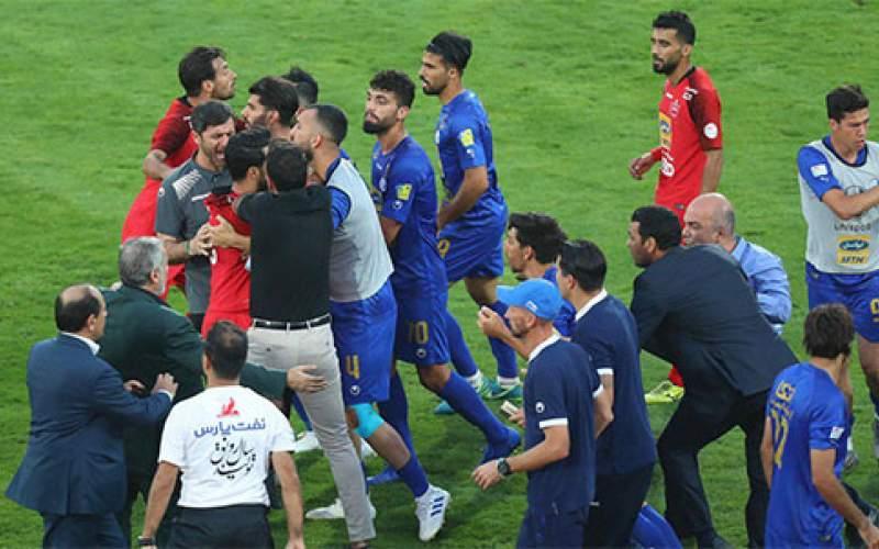 درگیریهای دربی، زیبنده فوتبال ایران نبود