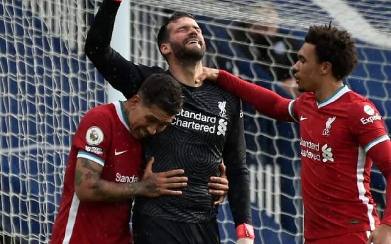 پیروزی دلچسب لیورپول با گلزنی دروازهبان!
