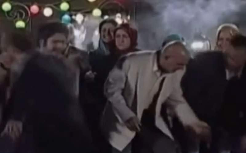 رقص سریال «متهم گریخت» سانسور شد