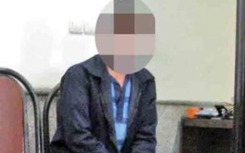 مرد مسافرکش، متهم به قتل کارمند جوان