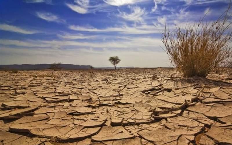 یک خشکسالی استثنایی در خراسان جنوبی