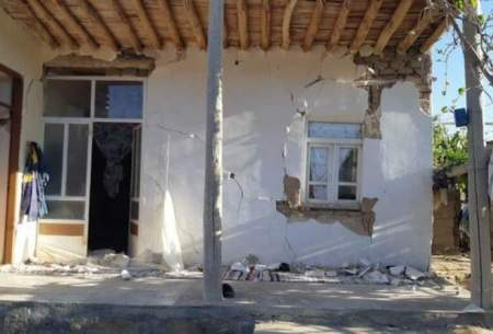 افزایش مصدومان زلزله سنخواست به ۱۴ تن