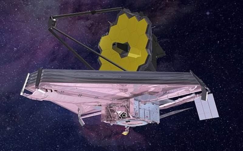 پرتابتلسکوپفضایی جیمزوب بهتاخیر می افتد