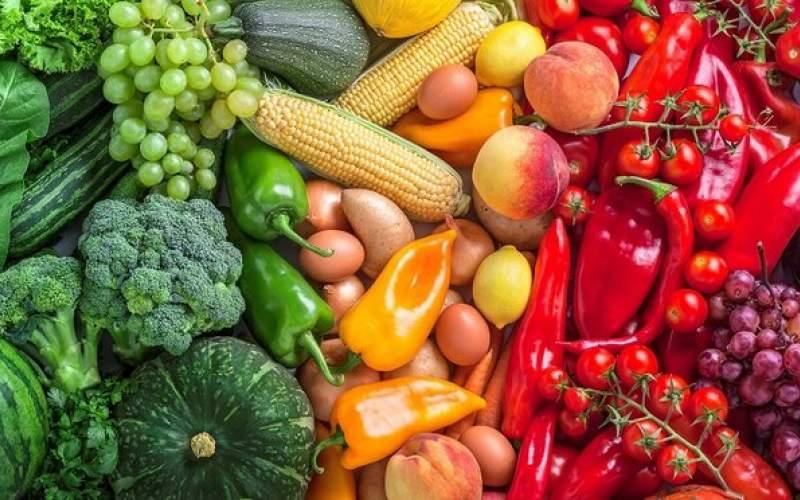 ارتباط مصرف میوه و سبزیجات با کاهش استرس