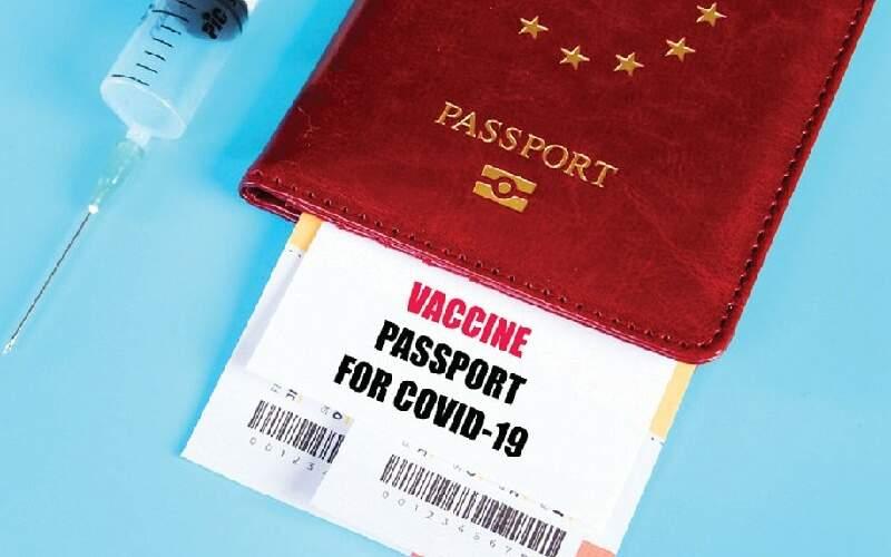 پاسپورتواکسن مدرکجدیدبرای سفرهایخارجی