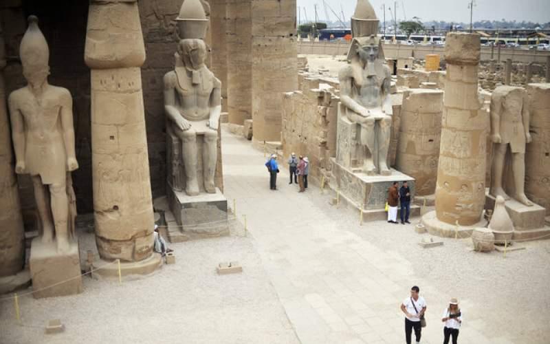 امیدواری مصر برای جذب گردشگر بیشتر