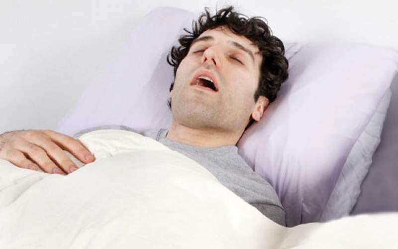 افراددچار آپنه تنفسی خواب چه مشکلاتی دارند