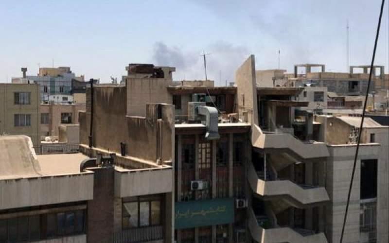 علت وجود دود غلیظ در جنوب تهران چیست؟
