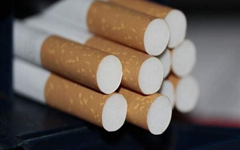 ۲۵میلیاردنخ سیگارقاچاق درکشور توزیع شده است