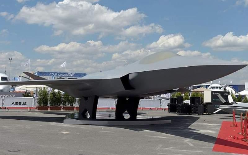 تولید نسل جدید جتهای جنگی در اروپا