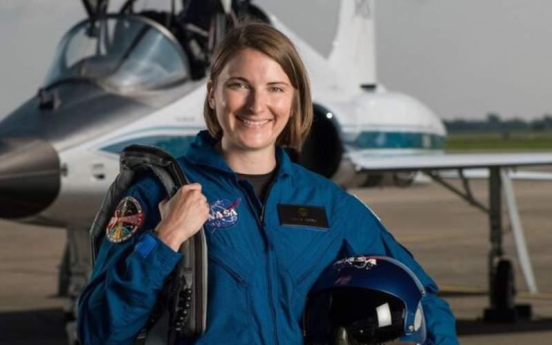 """""""کایلا بارون"""" فضانورد ماموریت کرو-۳ شد"""