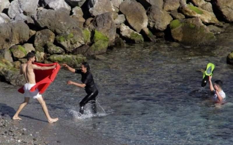 ۵ هزار پناهجو در یک روز وارد اسپانیا شدند