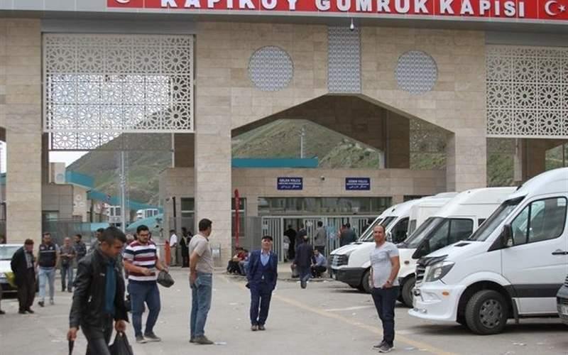 گذرگاه مرزی ترکیه با ایران بازگشایی شد