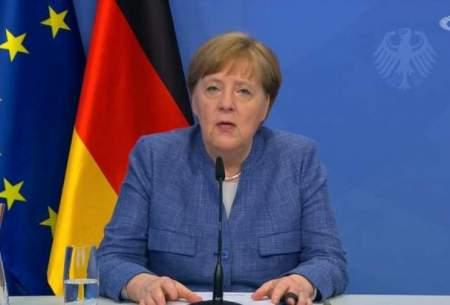 آلمان: اسرائیل حق دارد  از خود دفاع کند