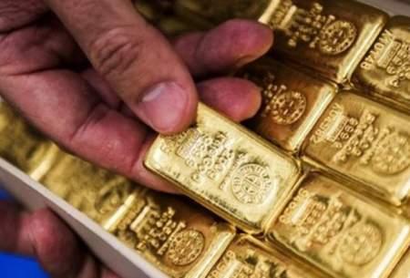 افزایش نسبی قیمت طلا در بازار جهانی