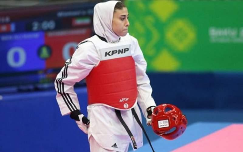 گام بلند کیانی برای کسب سهمیه المپیک