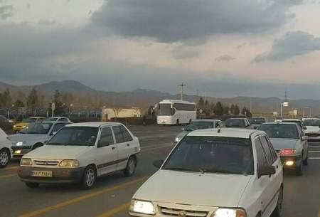 ترافیک پایتخت امروز زودتر و پر حجم تر آغاز شد