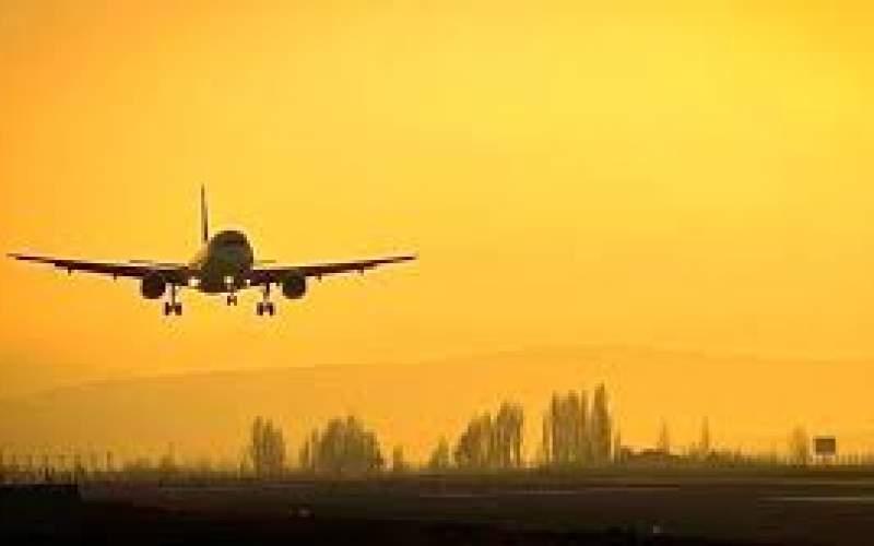 پروازهای فوقالعاده از پاکستان و هند به ایران