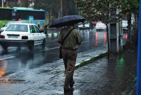 هواشناسی: بارش باران در ۱۸ استان کشور