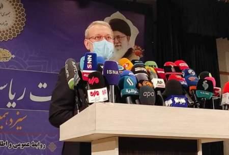 واکنش علی مطهری به رد صلاحیت لاریجانی