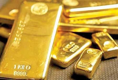 افت دلار، قیمت جهانی طلا را بالا کشید