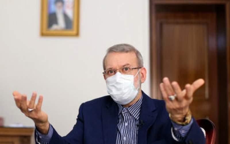 لاریجانی: در دفاع از منافع ملی فحش خوردهام