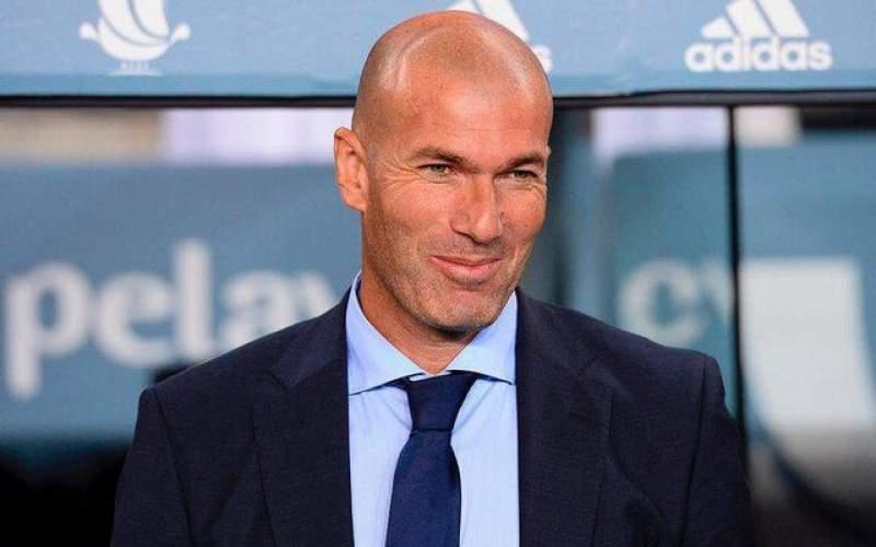 زیدان رسما از رئال مادرید جدا شد