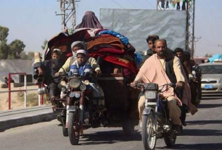 درسال ۲۰۲۱  صد هزار افغان بیجا شدهاند