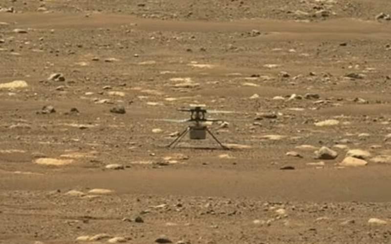 ششمین پرواز هلیکوپتر مریخی مختل شد