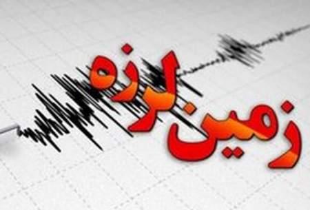 وقوع زلزله ۵ریشتری در استان فارس
