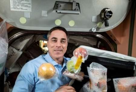 تاثیر رژیم غذایی بر فیزیولوژی فضانوردان