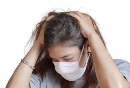 ریزش مو بعد از ابتلا به  ویروس کرونا