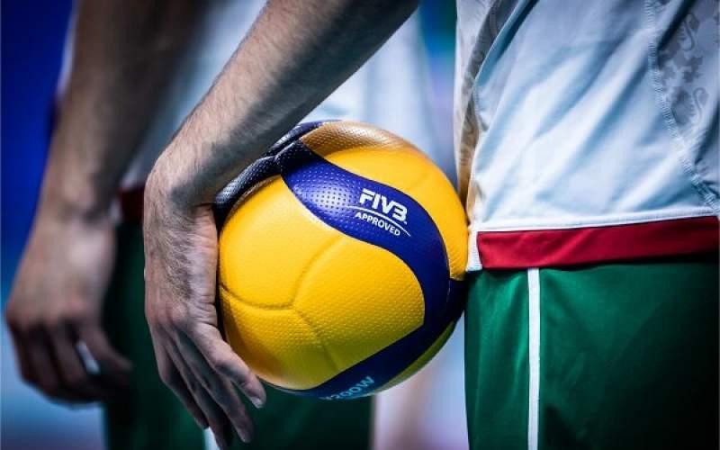 سقوط یک پلهای والیبال ایران در رنکینگ جهانی