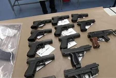 انهدام باند فروش سلاح تهران در فضای مجازی