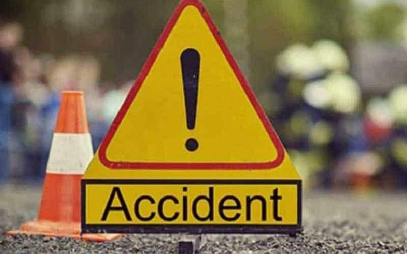 تصادف شدید پژو ۲۰۶ با پنج خودرو در تهران