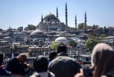فروش تور ترکیه همچنان ممنوع است