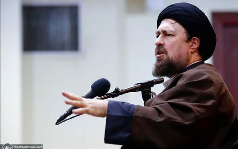 سیدحسن خمینی: نمیشود شما منتخب کنید و بگویید به او رأی بده