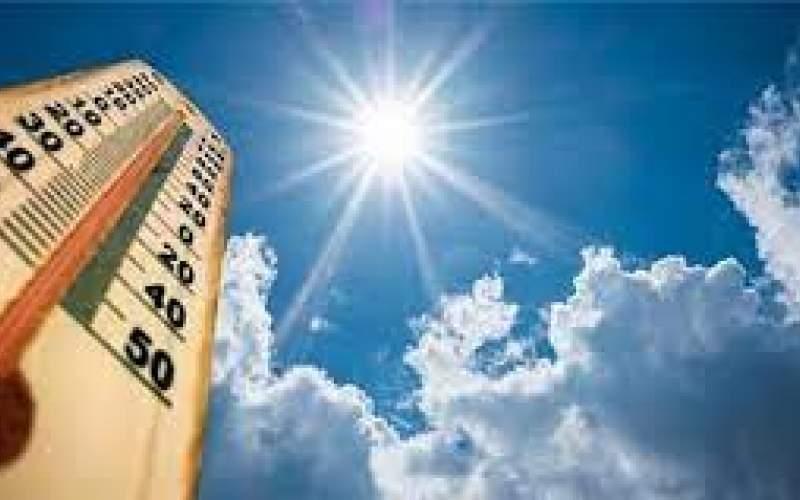 افزایش ۷تا ۱۲درجهای دمای هوا دربرخی استانها