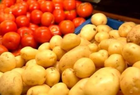 جهش چشمگیر قیمت گوجه و سیب زمینی