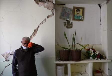 زلزله راور تاکنون خسارتی نداشته است
