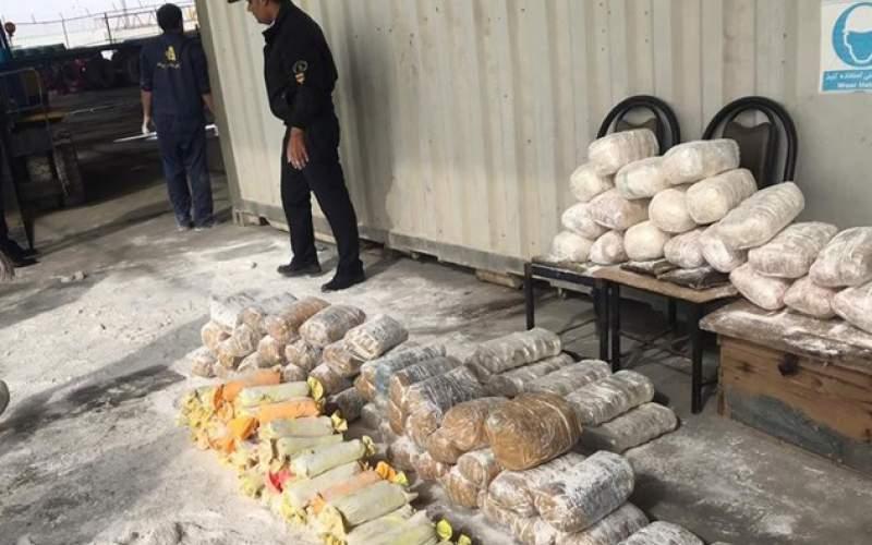۲۶۸ کیلو حشیش در استان خوزستان کشف شد