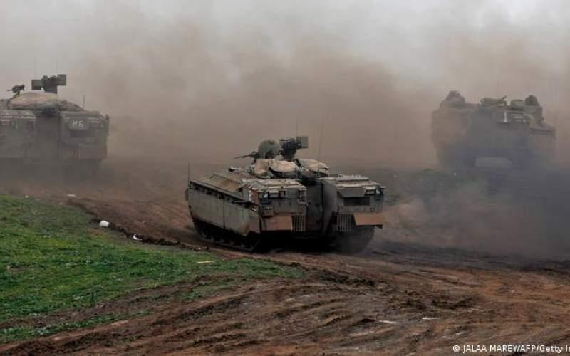 اسرائیل پست دیدهبانی سوریه  را تخریب کرد
