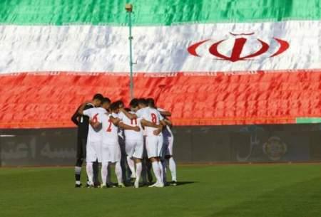 ایران - هنگکنگ؛تلاش برای رفتن به  جام جهانی