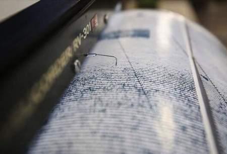 وقوع زلزله ۵.۹ ریشتر در آبهای ساحلی آمریکا