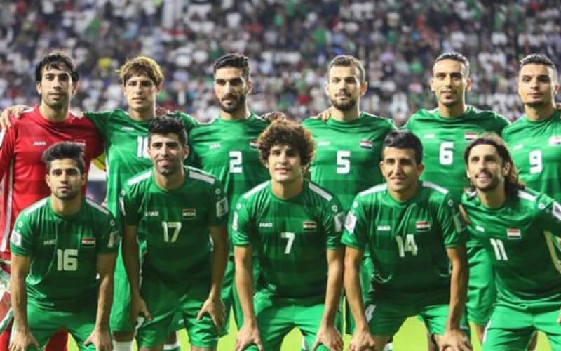 ستاره تیم ملی عراق ویروس  کرونا گرفت