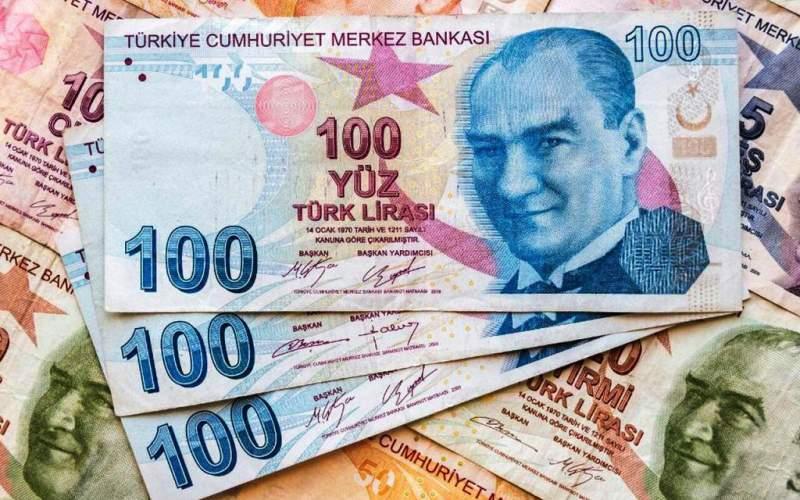 سقوط ارزش لیر ترکیه به پایینترین سطح تاریخ