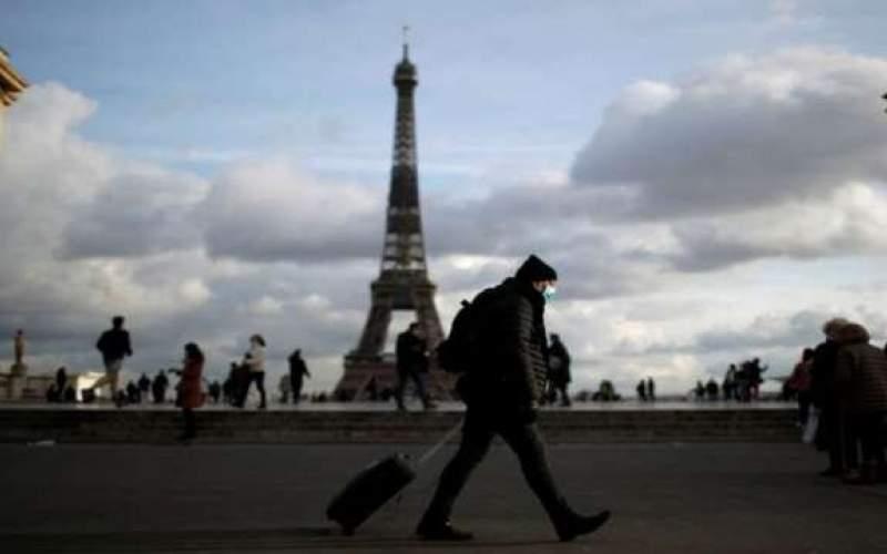 کاهش محدودیتهای مسافرتی در فرانسه